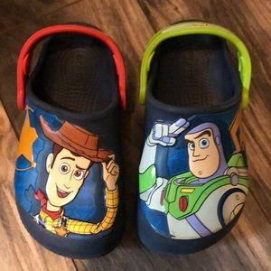 Toy Story Crocs
